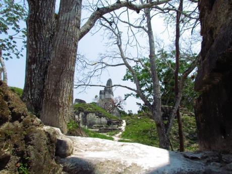 Ruinas mayas de Tikal, Guatemala