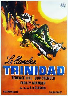 """""""Le seguían llamando Trinidad""""."""