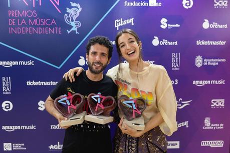 Ganadores de los Premios MIN 2021: Delaporte y luego los demás