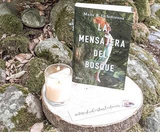 La mensajera del bosque (Maite R. Ochotorena)