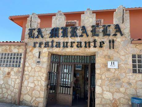Restaurante La Muralla,  Belmonte (España)