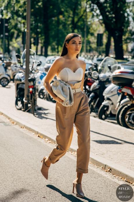 10 looks de streetstyle para sobrevivir al calor del verano en la oficina