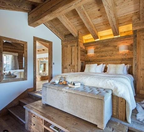 Otros Dormitorios en Estilo Rustico