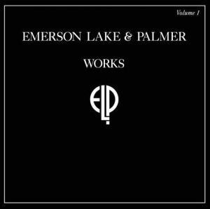 Emerson, Lake & Palmer. Works I y II. Edición Rockarte