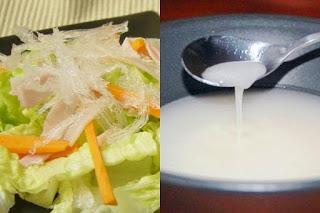 Aliño para ensalada china