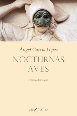 Ángel García López.  Nocturnas aves