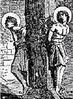 Del crimen más terrible del santoral.