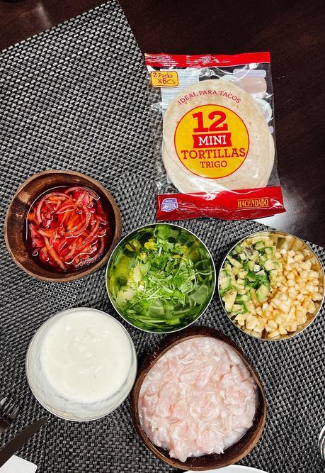Fitness And Chicness-Receta Fit-Cena Sin Cocinar-Tacos Pescado-2