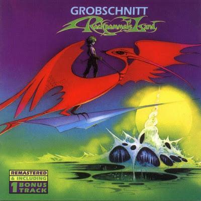 Grobschnitt. Rockpommel's Land. Edición Rockarte