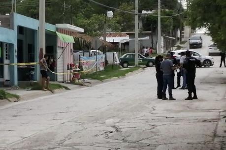 Muerte violenta de mujer en Cd Calles en la colonia Vista Hermosa