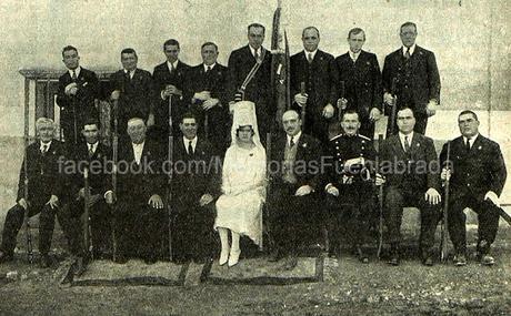 El somatén de Fuenlabrada en 1925