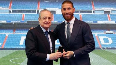 Despedida agridulce de Sergio Ramos como madridista.
