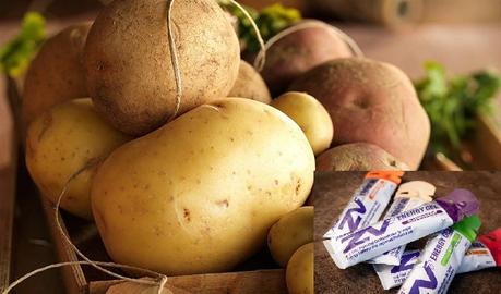Geles energéticos Vs Puré de patatas – Cual es más efectivo