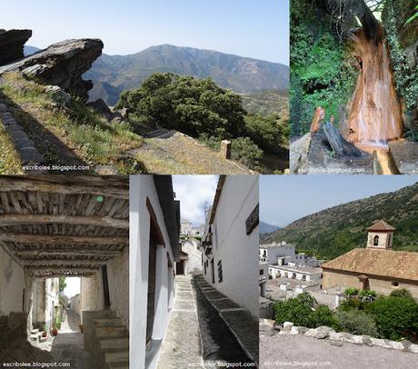 Viaje a Granada 3: Excursión a la Alpujarra