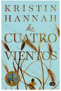 «Los cuatro vientos» de Kristin Hannah