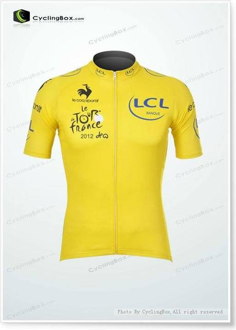 ¿Qué significan los colores de los maillot del Tour de Francia?