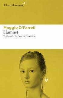 Hamnet. Maggie O'Farrell.