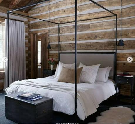 Dormitorios en Estilo Rustico
