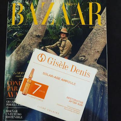 Regalos Revistas Junio! Harpe's Bazaar y Cosmopolitan