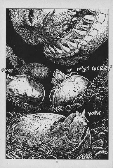 Dinocómics (X): Tirano