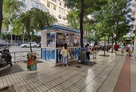 El último aguaducho de Madrid