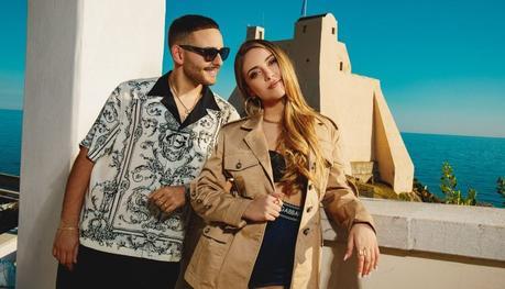 Ana Mena y Rocco Hunt