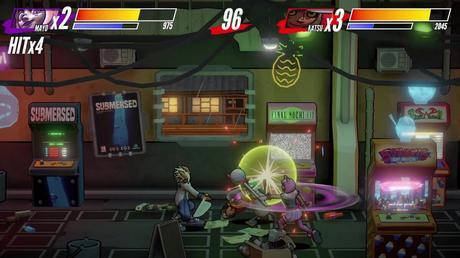 Análisis Itadaki Smash – Beat'em up Made in Spain
