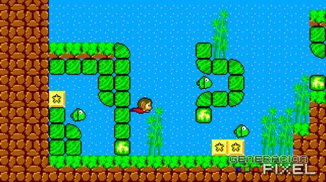 ANÁLISIS: Alex Kidd in Miracle World DX