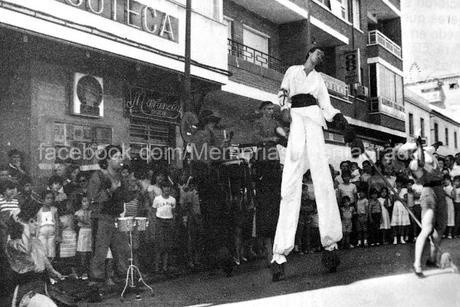 La Discoteca Martinelli en la calle de la Plaza