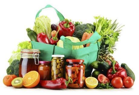 Los alimentos de temporada es una buena opción para nuestra cesta