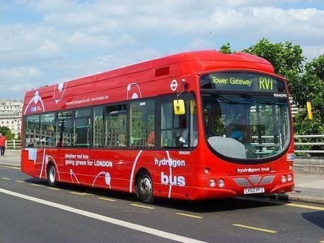 La pila de combustible es una opción para los autobuses