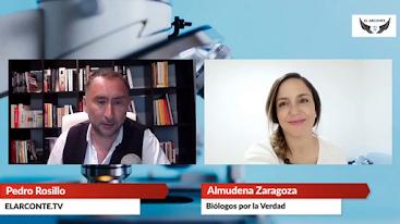 Almudena Zaragoza. Proteína spike y grafeno en vacunas