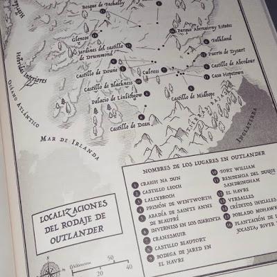 Reseña | Tierra de clanes ~ Sam Heughan y Graham McTavish
