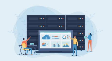 Web Hosting  y VPS licencia Adobe Stock para Homodigital