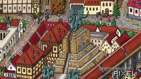 ANÁLISIS: Labyrinth City Pierre the Maze Detective