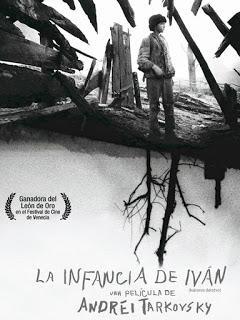 Ciclo de películas rusas sobre Guerra: La infancia de Iván