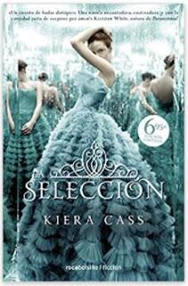 «La Selección» de Kiera Cass
