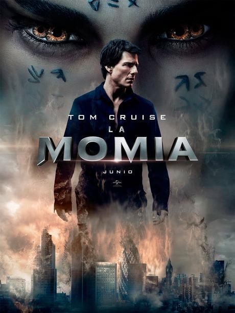 película de la momia