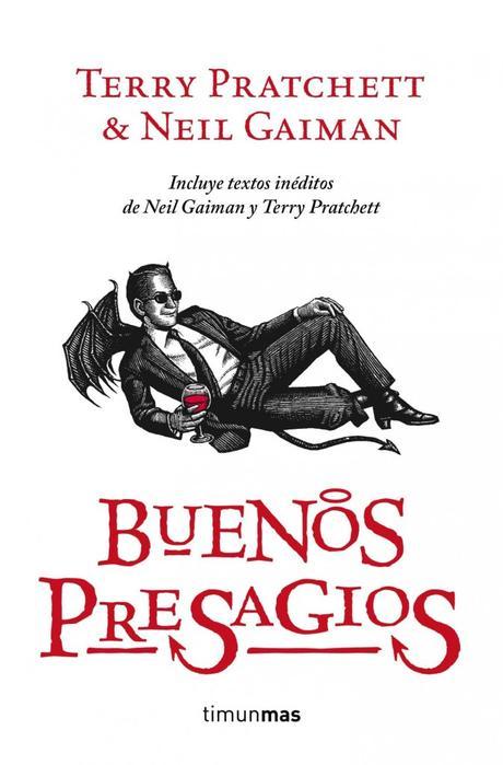 """""""Buenos presagios"""": el irreverente fin del mundo de  Terry Pratchett y Neil Gaiman"""