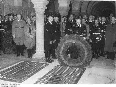 El templo nazi de la condenación