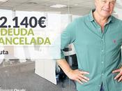 Repara Deuda abogados cancela 72.140€ Ceuta Segunda Oportunidad