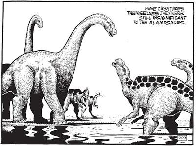 Dinocómics (XII): Paleo