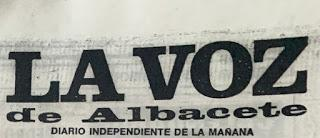 Tico Medina y La Voz de Albacete