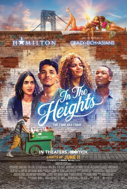 En un Barrio de Nueva York (In the Heights, 2021)