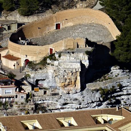 monumentos   Alcala del Jucar en Albacete