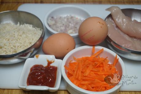 Omuraisu, tortilla de arroz japonesa