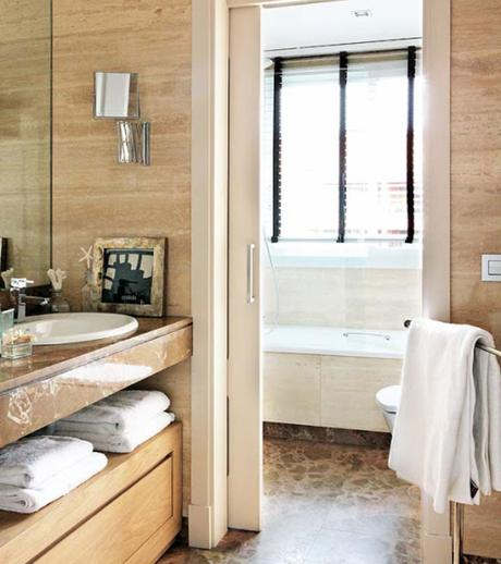 Un pequeño apartamento en Madrid