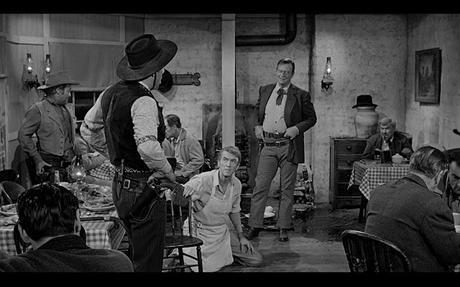 Tres westerns clásicos con John Wayne