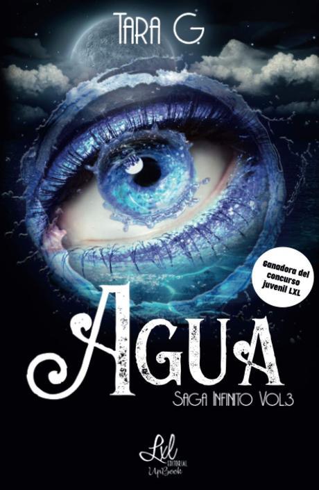 Reseña: Agua (Infinito #3) - Tara G.