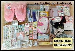 #megahaul #haul #compras #aliexpress #comprasaliexpress #lowcost #beautyblogger #blogdebelleza